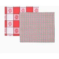 Store Indya,, 100% algodón suave toalla de cocina plato Servilletas de tela de