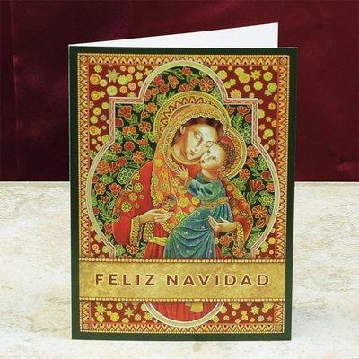 Feliz Navidad Christmas Cards