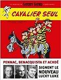 Aventures de Lucky Luke d'après Morris (Les) Tome 5 - Cavalier seul (5) de Daniel Pennac ,Tonino Benacquista ,Achdé (Illustrations) ( 25 octobre 2012 ) - 25/10/2012