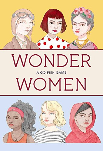 Wonder Women: A Go Fish Game