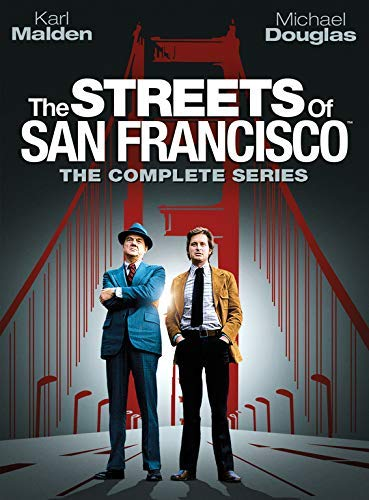Streets of San Francisco: The Complete Series (DVD)