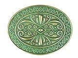 beltiscool - Fibbie per cinture - donna verde Taglia unica