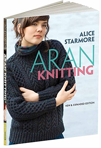 Aran Knitting (Dover Knitting, Crochet, Tatting, Lace) -