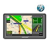 GPS Auto avec Bluetooth Système de Navigation Automatique à écran...