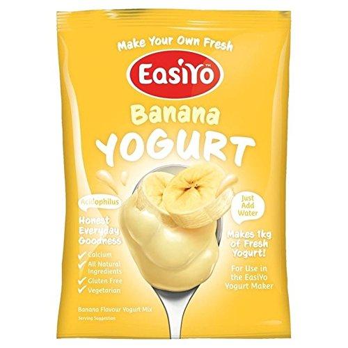 Easiyo Banane Joghurt Mix 230G (Packung von 2)