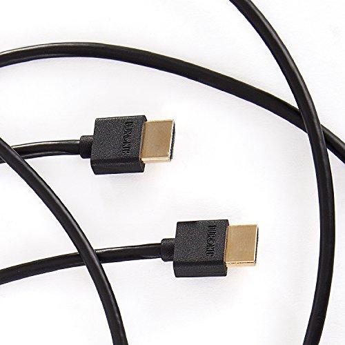 Duronic HDCB - Cavo HDMI alta velocità, da HDMI a