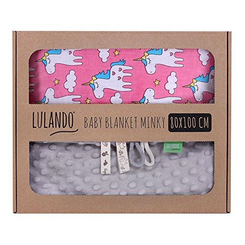 Manta para bebés de Lulando