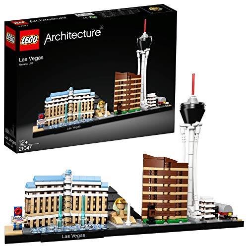 LEGO Architecture 21047 - Las Vegas, Bauset