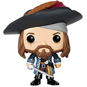 Funko Pop Barbossa (Piratas del Caribe 173) Funko Pop Disney