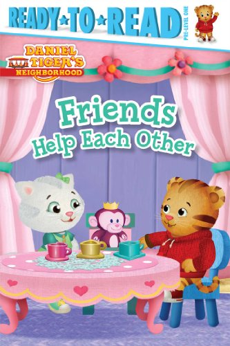 Friends Help Each Other Daniel Tiger S Neighborhood