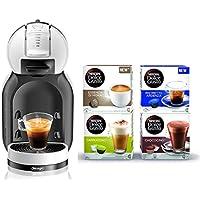 De 'Longhi 0132180646máquina para café espresso y otras bebidas, 60W, 0.8L, blanco/negro