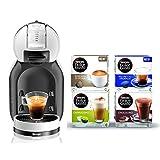 De Longhi 0132180646Maschine für Kaffee Espresso und andere Getränke, 60W, 0.8liters, weiß/schwarz