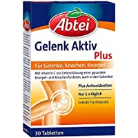Abtei Gelenk 1100 Tabletten 30 stk preisvergleich bei billige-tabletten.eu