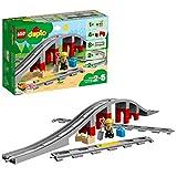 LEGO Duplo - Ponte e binari ferroviari, 10872
