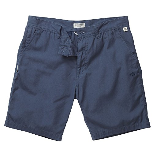 Craghoppers Herren Outdoor Reise Mathis Shorts Dusk Blue