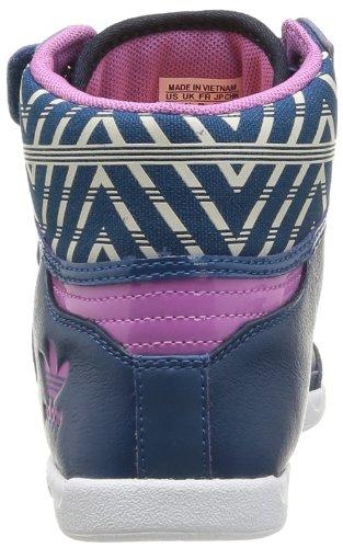 adidas - Centenia Hi W, Stivaletti Donna Bleu (Bletri/Orcpla/Enccla)