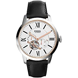 Fossil ME3104 Chronograph Men's watch - Black