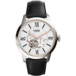 Fossil ME3104 Chronograph Men's watch - Black