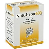 Natu Hepa 600 mg überzogene Tabletten 50 stk preisvergleich bei billige-tabletten.eu