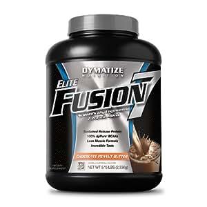 Elite Fusion 7 - 2.34 kg - Chocolat beurre de cacahuete - Dymatize
