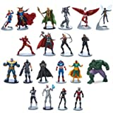 Official Disney Marvel Avengers Mega Figurine Playset