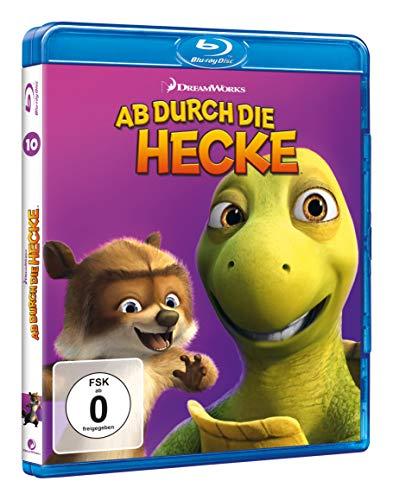 Ab durch die Hecke [Blu-ray]: Alle Infos bei Amazon