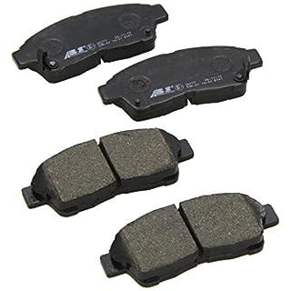 ABS All Brake Systems bv 36777 Bremsbeläge - (4-teilig)