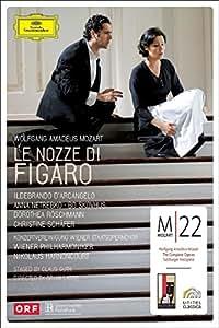 Mozart: Le Nozze Di Figaro [DVD] [2007]