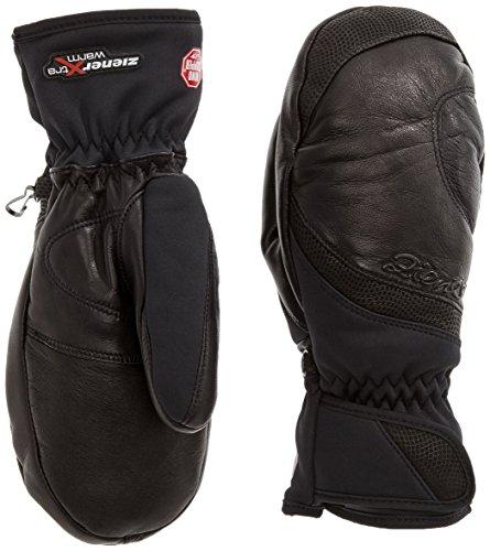 Ziener Damen Handschuhe Kokomo WS PR Mitten Lady Gloves, Black, 8,5