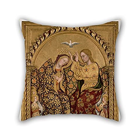 NICEPLW Cushion Covers Of Oil Painting Gentile Da Fabriano (Italian