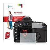 Vikuiti DQCT130 Canon EOS 5D Mark II Displayschutzfolie von 3M [3 Stück], Schutzfolie