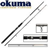 Okuma Classic UFR H-Cast 210cm H 60-180g - Spinnrute zum Meeresangeln, Light Pilkrute für Norwegen & Island, Spinnruten