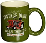 Best Riding Lawnmowers - Laid Back CF12015 Vintage Dude Riding Lawnmower Coffee Review