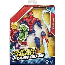 Hasbro A6825EU4 - Figura Superhero Mashers, surtido: modelos aleatorios