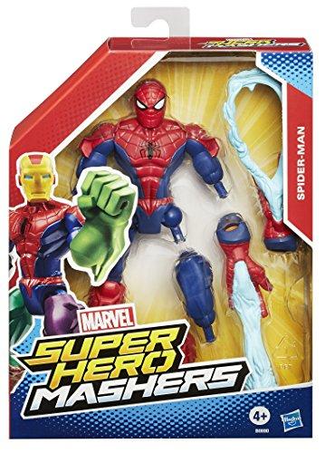 Hasbro Figurine di azione Super Hero Mashers, Modeli assortiti