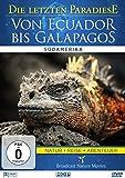 Die letzten Paradiese - Von Ecuador Bis Galapagos - Südamerika [Alemania] [DVD]