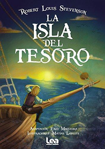 La Isla del Tesoro (La brújula y la veleta) por Robert Louis Stevenson
