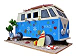 Hüwüknü Vogelhaus Hippi Mobil