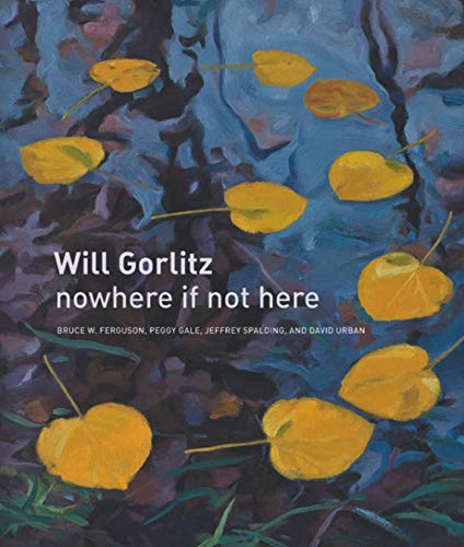 Will Gorlitz: nowhere if not here (English Edition) por Bruce W. Ferguson