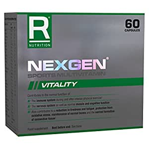 Reflex Nutrition  Nexgen Sports Multivitamin  60 Capsules-