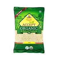 Accept Organic Jowar 1 KG Pack of Healthy & Organic Grains