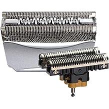 Braun 51S - Recambio de lamina y bloque cortante para Series 5, ContourPro, 360 Complete, Activator