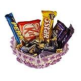 #8: Cadbury Chocolate Basket