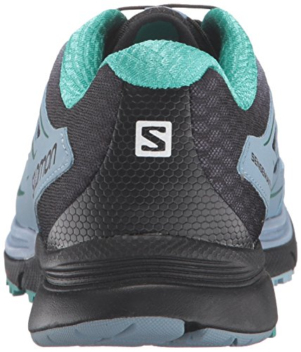 Salomon L39013300, Scarpe da Trail Running Donna, Blu Blu