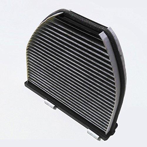 Preisvergleich Produktbild Filteristen Innenraumfilter KIRF-381-DE Aktivkohle