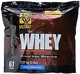 Mutant - Mutant Whey (5lbs - 2268g) - Cookies & Cream