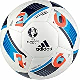 adidas Herren Ball Euro 2016 Repartt, White/Bright Blue/Night Indigo, 5, AC5417