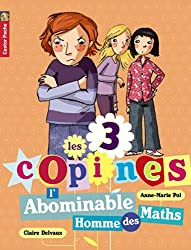 Les 3 copines, Tome 3 : L'Abominable Homme des Maths