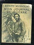 MON JOURNAL DE GUERRE