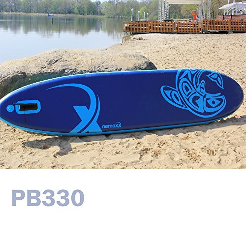 Nemaxx PB330 Sup Stand up Paddle Board – aufblasbare Su… | 04251320803529